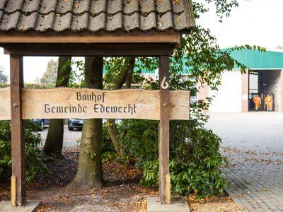 Bauhof der Gemeinde Edewecht